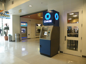 Ucla Campus Map Chase Atm Ackerman Union A Level