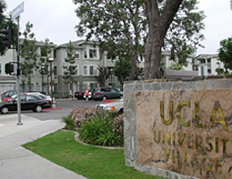 Ucla Campus Map University Village Apartments Sawtelle